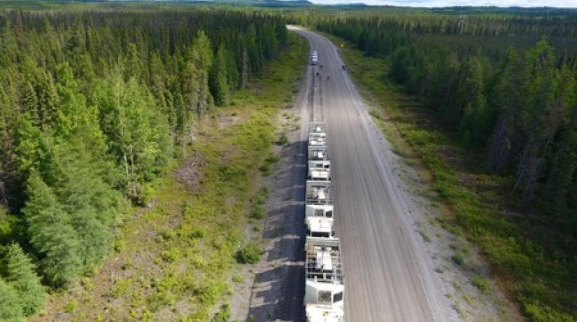 Seismic Surveys Underway