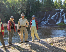 Atikokan Field Crew - Metal Earth Field Season 2020